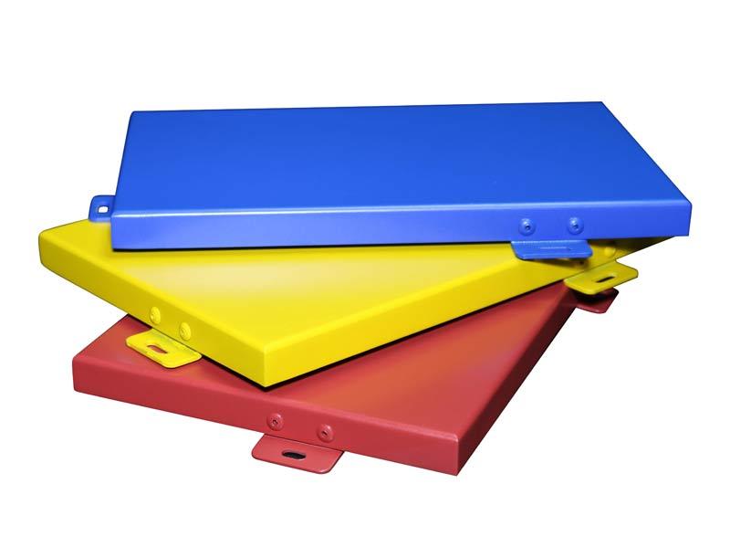片色材铝单板