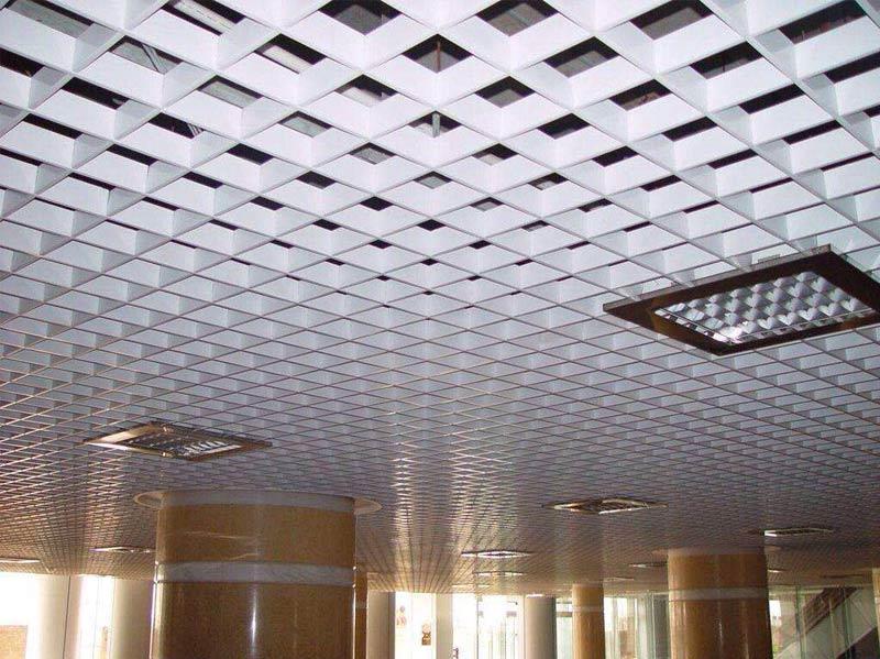 铝天花吊顶安装