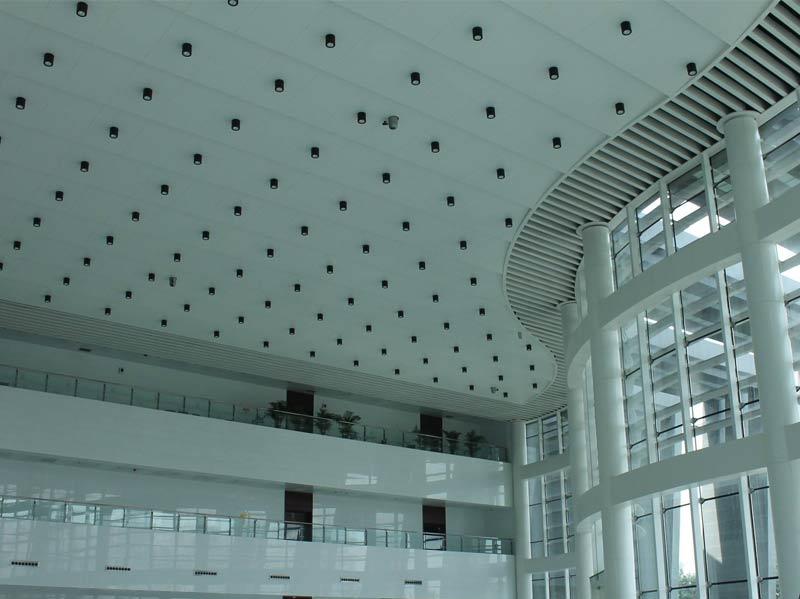 铝天花吊顶安装施工